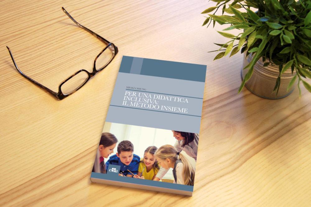Ho scritto un libro sulla didattica inclusiva, teorizzando una scuola in cui tutti i bambini possano apprendere con le proprie diversità.